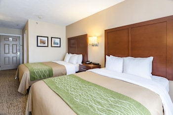 Comfort Inn Wytheville - Fort Chiswell - Guestroom  - #0