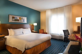 Richmond Vacations - Fairfield Inn By Marriott Richmond Chester - Property Image 1