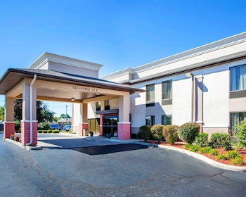 Hotel - Comfort Inn Dayton - Huber Heights