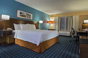 Guestroom at Fairfield Inn by Marriott Myrtle Beach North in Myrtle Beach