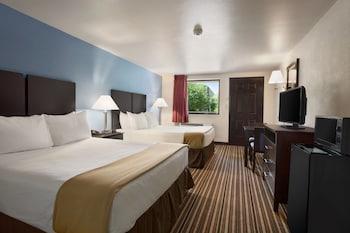圓石-北奧斯汀凱藝套房飯店 Quality Inn & Suites Round Rock-Austin North