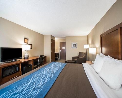 . Comfort Inn & Suites St. Louis-Hazelwood
