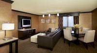 One Bedroom Parlor Suite