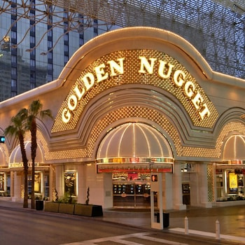 Book Golden Nugget Hotel & Casino in Las Vegas.