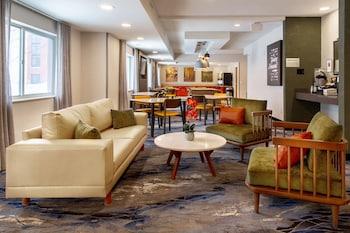 明尼阿波利斯伊甸草原萬豪費爾菲爾德套房飯店 Fairfield Inn & Suites by Marriott Minneapolis Eden Prairie