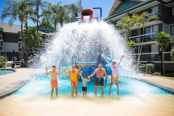 黃金海岸天堂度假飯店 Paradise Resort Gold Coast