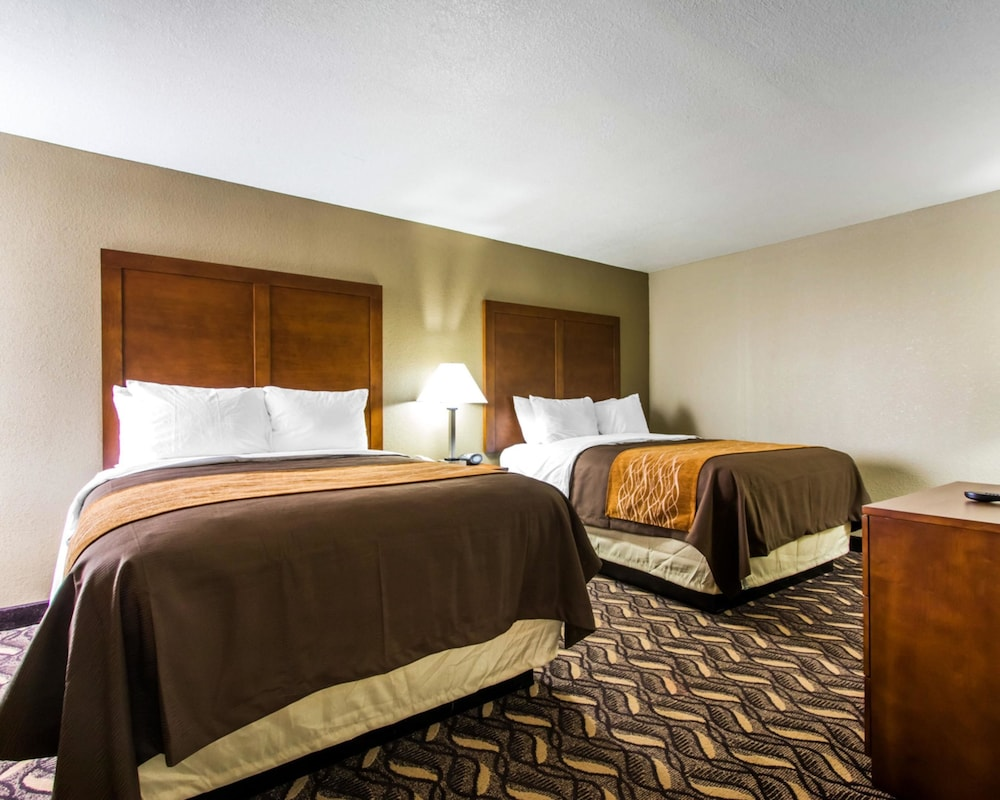 Premium Suite, Multiple Beds, Non Smoking (2 Queen Beds, 2 Person Sofa Bed)