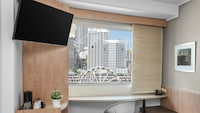 Superior Room, View (Skyline view)