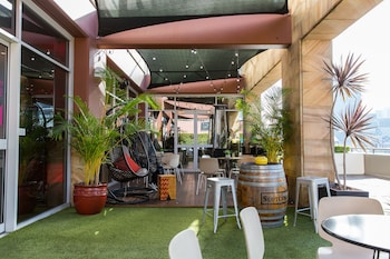 Terrace/Patio at ibis Sydney Darling Harbour in Sydney