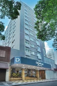 庫里提巴德維爾商業飯店 Hotel Deville Business Curitiba