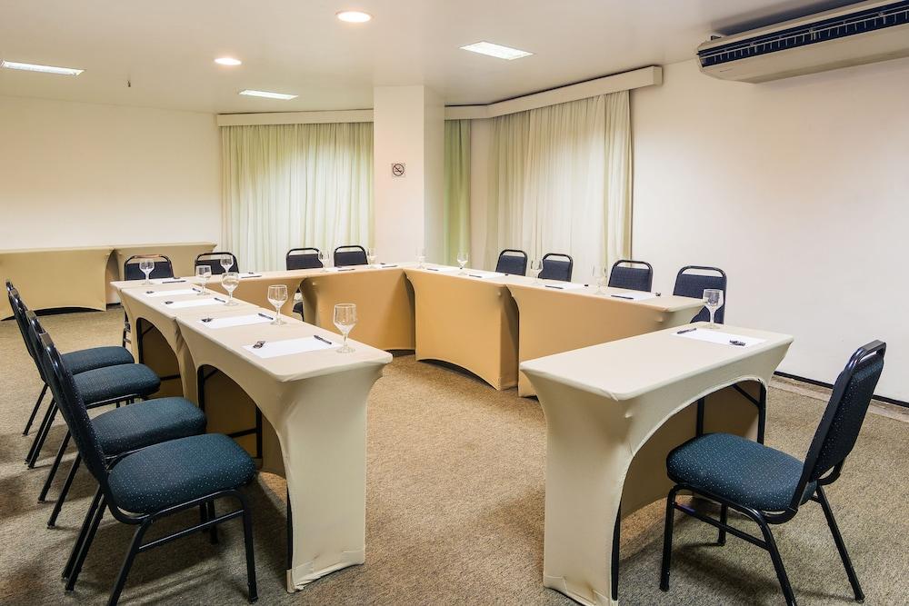 골든 포르탈레자 바이 인터시티(Golden Fortaleza by Intercity) Hotel Image 50 - Meeting Facility