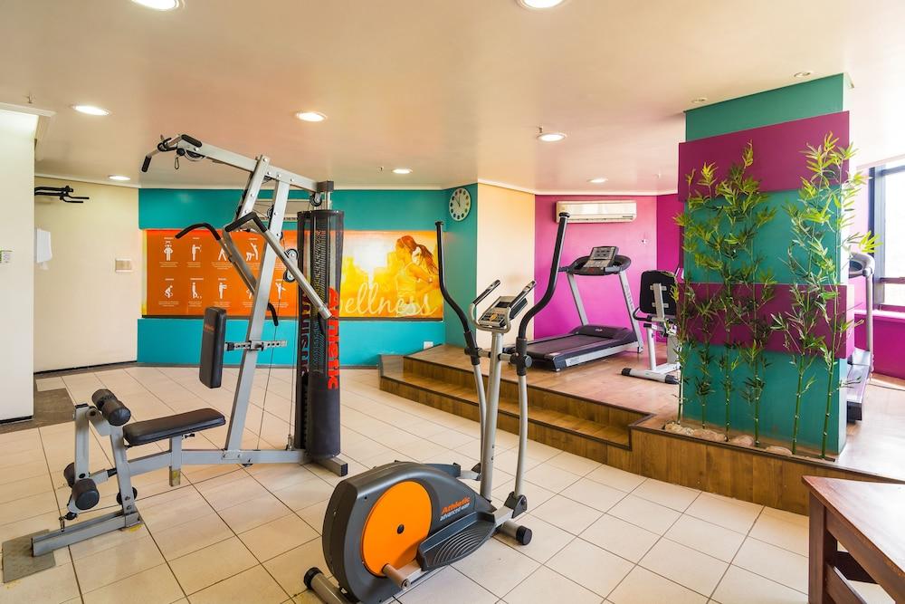 골든 포르탈레자 바이 인터시티(Golden Fortaleza by Intercity) Hotel Image 34 - Fitness Facility