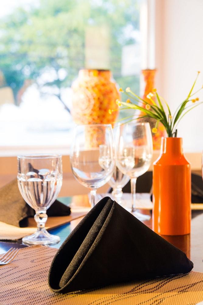 골든 포르탈레자 바이 인터시티(Golden Fortaleza by Intercity) Hotel Image 39 - Restaurant