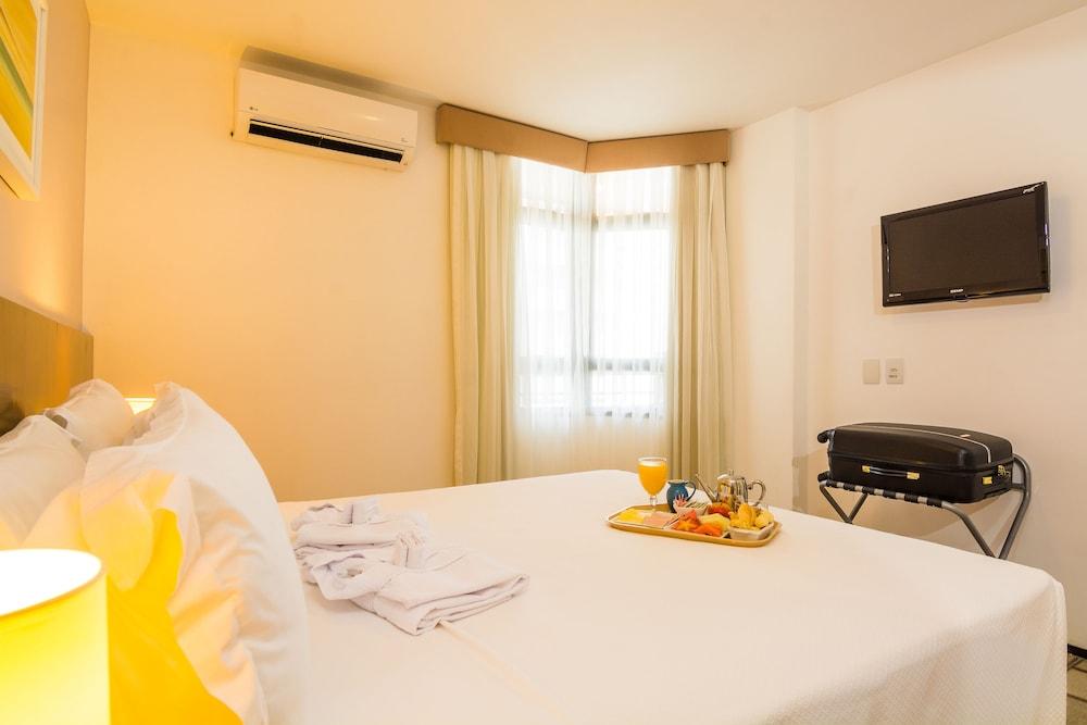 골든 포르탈레자 바이 인터시티(Golden Fortaleza by Intercity) Hotel Image 6 - Guestroom