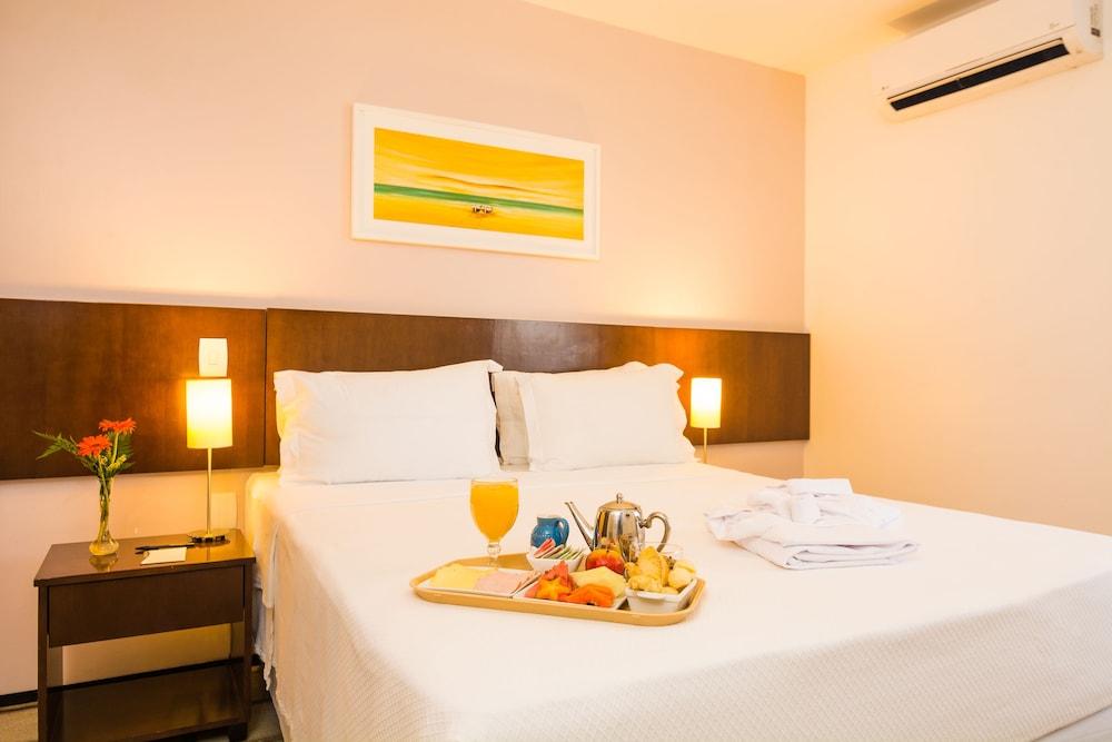 골든 포르탈레자 바이 인터시티(Golden Fortaleza by Intercity) Hotel Image 7 - Guestroom