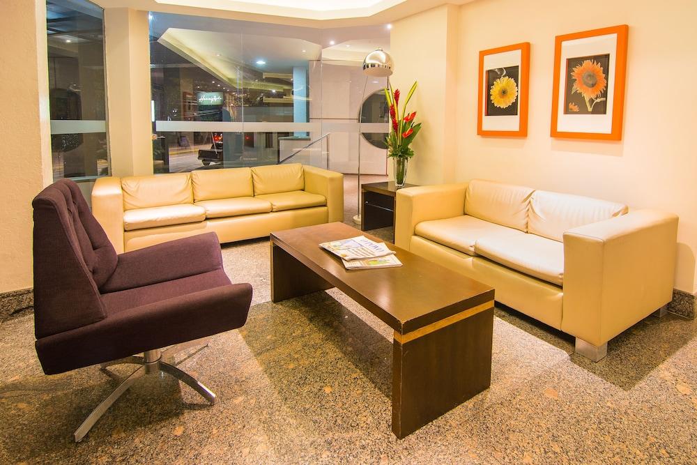 골든 포르탈레자 바이 인터시티(Golden Fortaleza by Intercity) Hotel Image 1 - Lobby