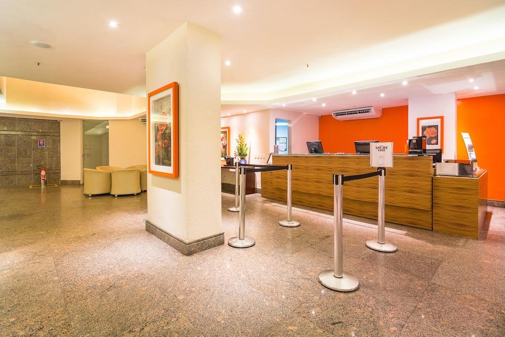골든 포르탈레자 바이 인터시티(Golden Fortaleza by Intercity) Hotel Image 4 - Reception