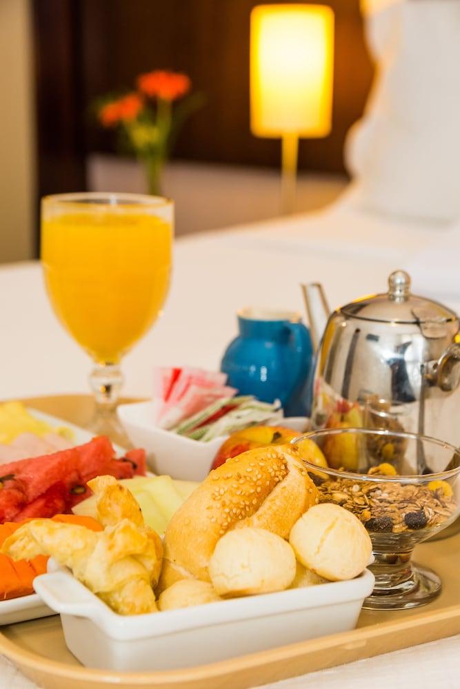골든 포르탈레자 바이 인터시티(Golden Fortaleza by Intercity) Hotel Image 9 - Guestroom