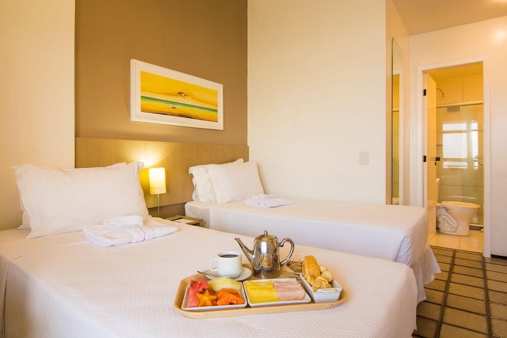골든 포르탈레자 바이 인터시티(Golden Fortaleza by Intercity) Hotel Image 10 - Guestroom