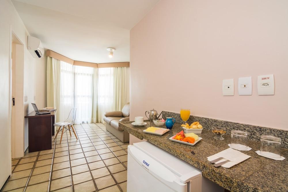 골든 포르탈레자 바이 인터시티(Golden Fortaleza by Intercity) Hotel Image 11 - Guestroom