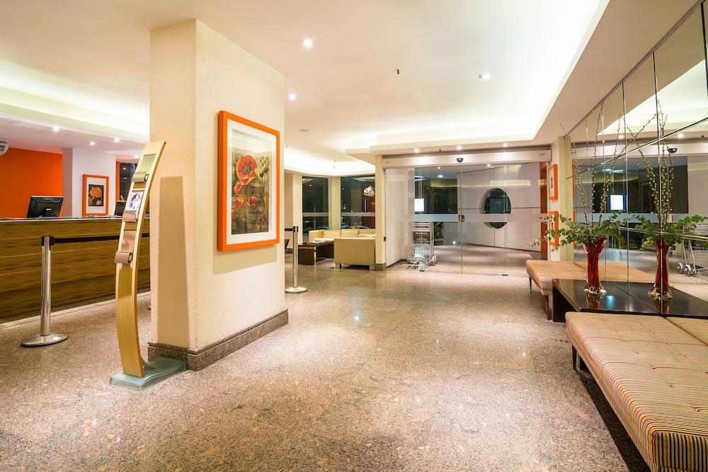 골든 포르탈레자 바이 인터시티(Golden Fortaleza by Intercity) Hotel Image 5 - Reception