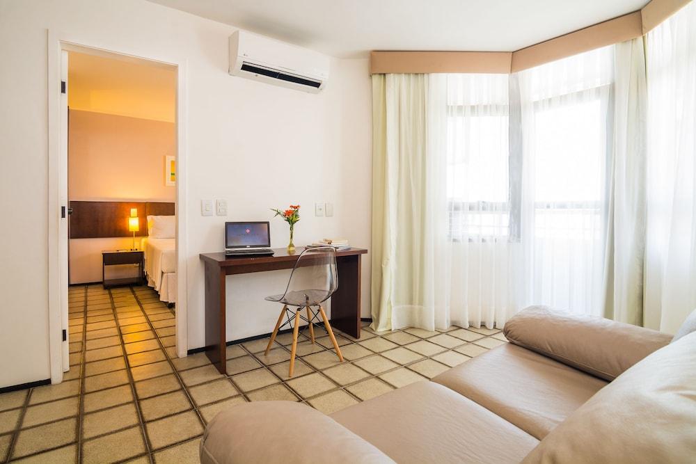골든 포르탈레자 바이 인터시티(Golden Fortaleza by Intercity) Hotel Image 14 - Guestroom
