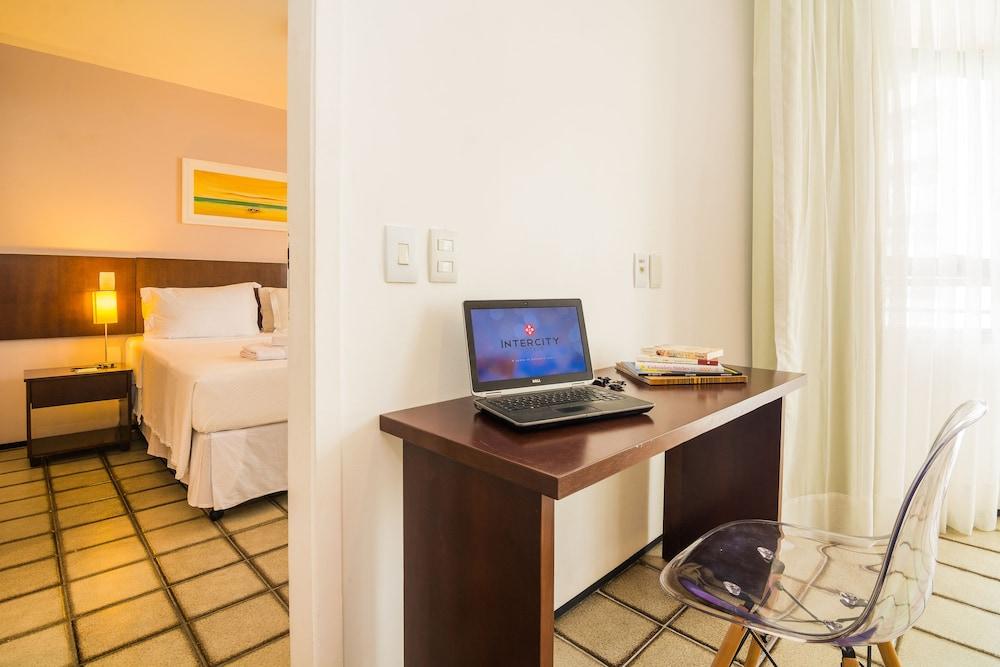 골든 포르탈레자 바이 인터시티(Golden Fortaleza by Intercity) Hotel Image 17 - Guestroom