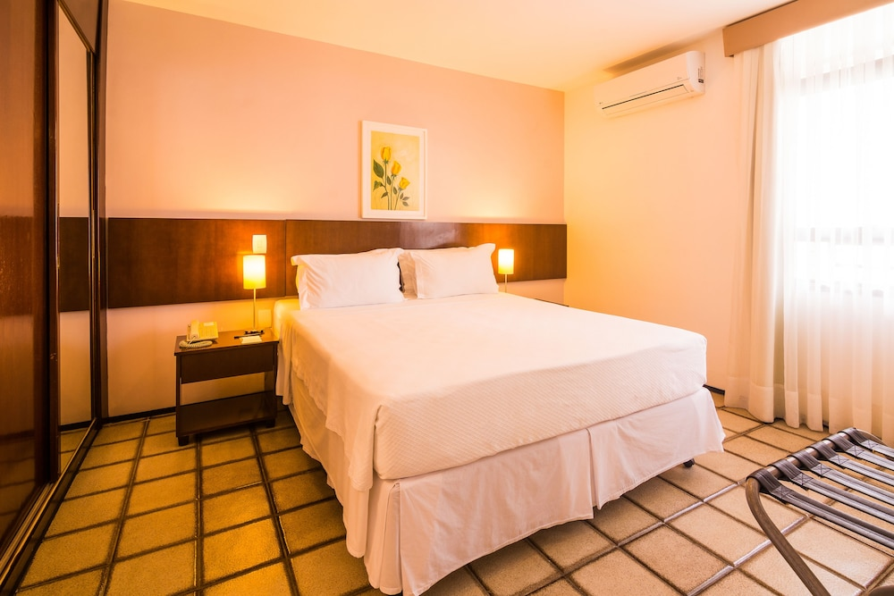 골든 포르탈레자 바이 인터시티(Golden Fortaleza by Intercity) Hotel Image 18 - Guestroom