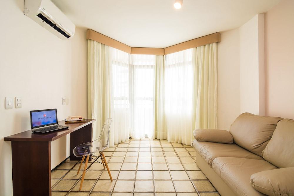 골든 포르탈레자 바이 인터시티(Golden Fortaleza by Intercity) Hotel Image 19 - Guestroom