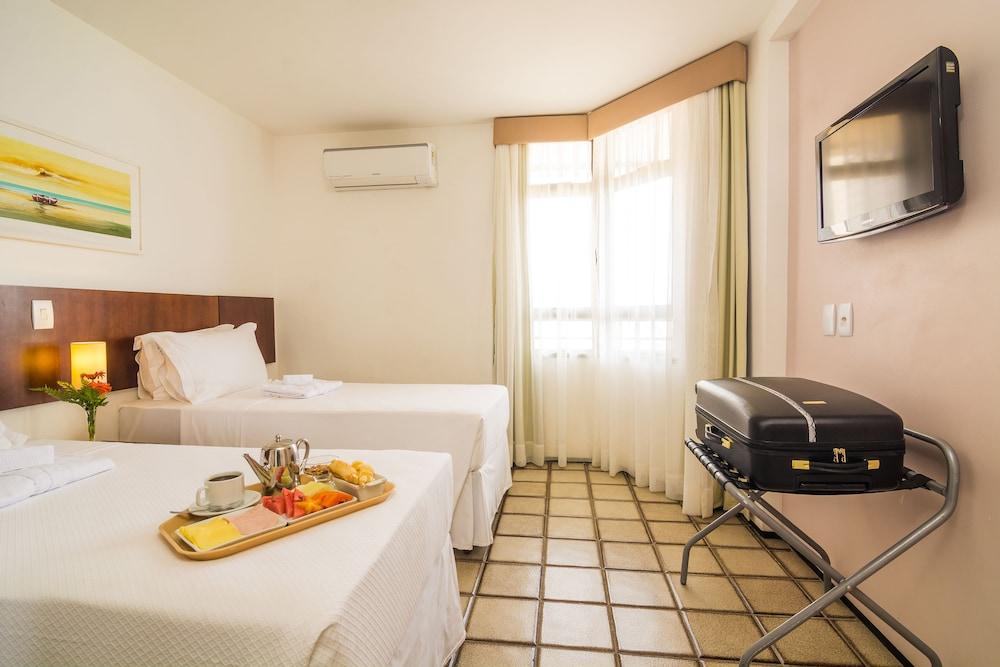 골든 포르탈레자 바이 인터시티(Golden Fortaleza by Intercity) Hotel Image 21 - Guestroom
