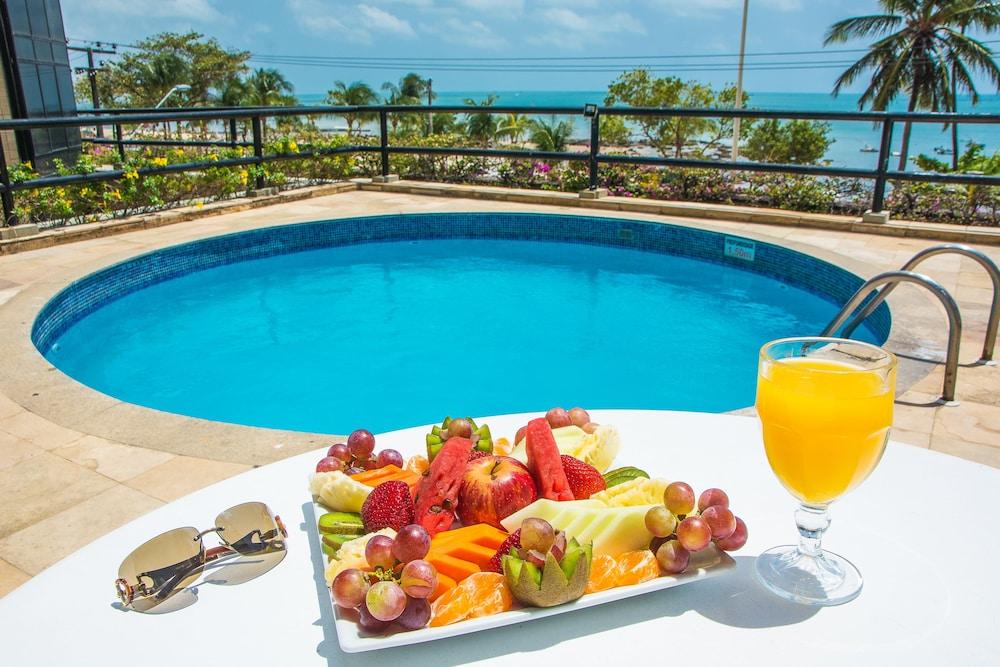 골든 포르탈레자 바이 인터시티(Golden Fortaleza by Intercity) Hotel Image 37 - Spa Reception