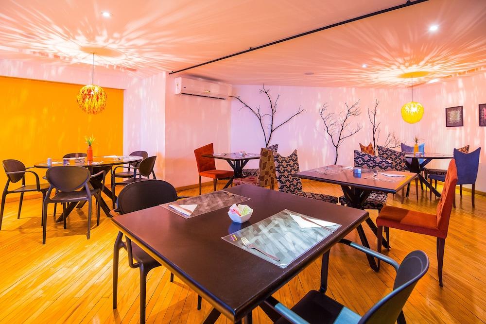 골든 포르탈레자 바이 인터시티(Golden Fortaleza by Intercity) Hotel Image 42 - Restaurant