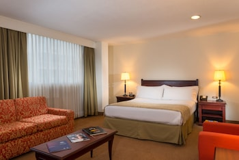 Superior Double Room, 1 Queen Bed, City View
