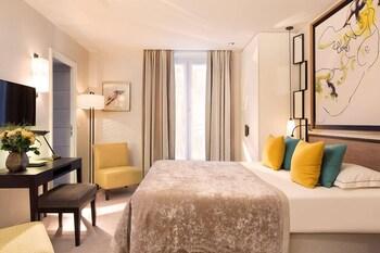 Premium Tek Büyük Veya İki Ayrı Yataklı Oda