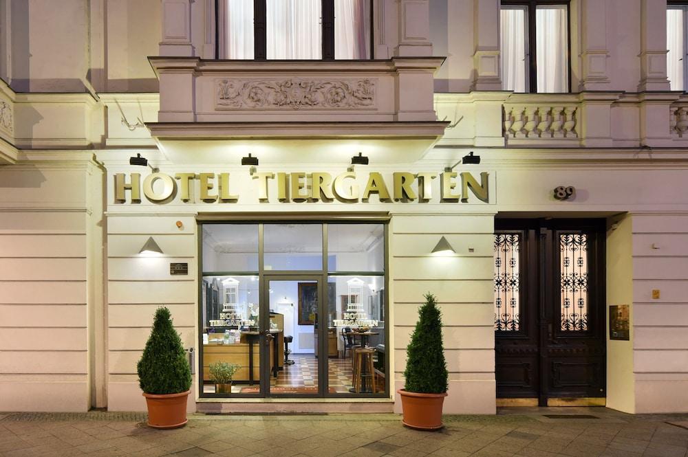 ホテル ティーアガルテン ベルリン