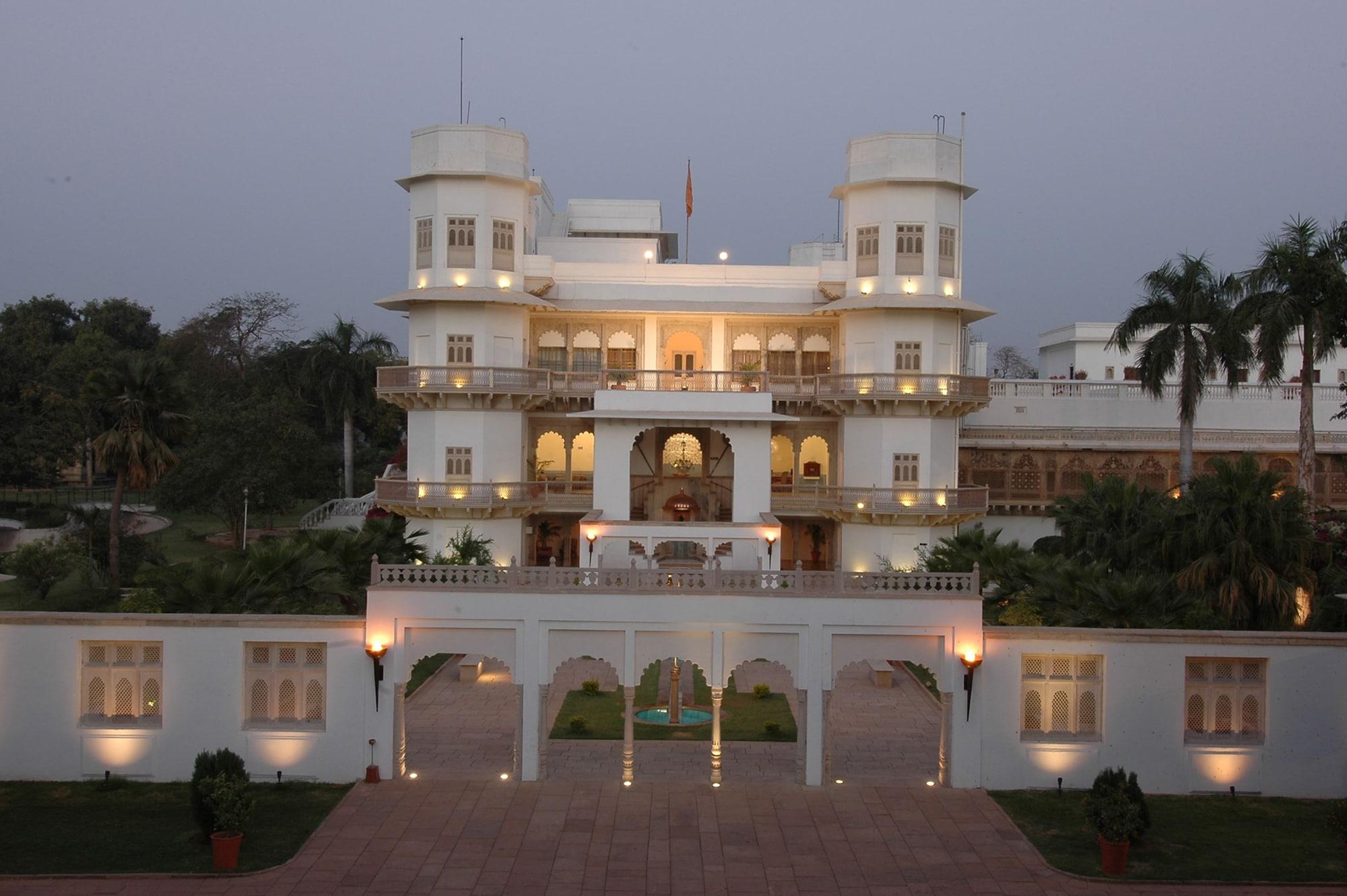 Taj Usha Kiran Palace Hotel, Gwalior