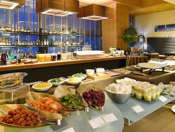 HOTEL CROWN PALAIS KOBE Breakfast buffet