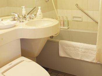 HOTEL CROWN PALAIS KOBE Bathroom