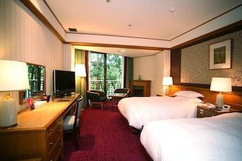新館スタンダードツイン 禁煙|奈良ホテル