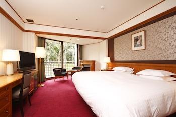 新館スタンダードハリウッドツイン 禁煙|奈良ホテル