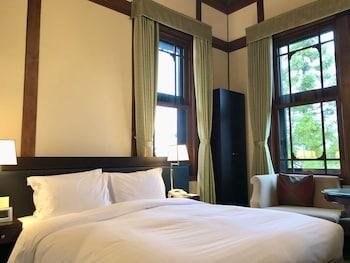 本館スタンダードダブル 禁煙(奈良市街側)|21㎡|奈良ホテル