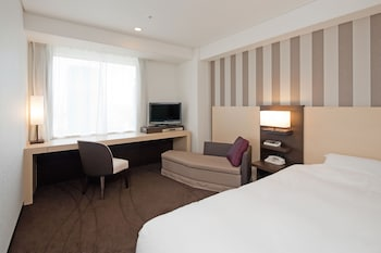 シングルルーム 禁煙 シティビュー|20㎡|ホテル グランヴィア大阪