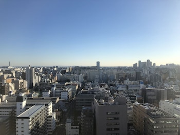 HOTEL EAST 21 TOKYO View from Room