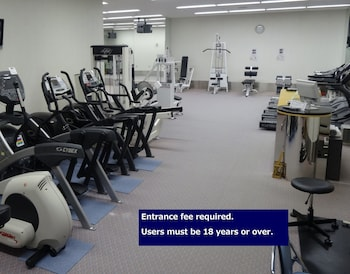 HOTEL EAST 21 TOKYO Fitness Facility
