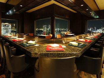 GINZA CRESTON Restaurant