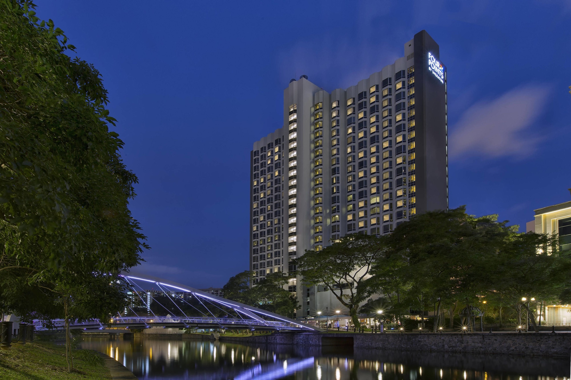 Four Points by Sheraton Singapore, Riverview, Singapore River