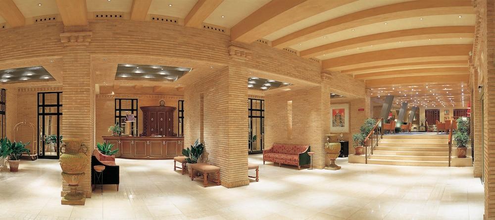 호텔 팔라폭스(Hotel Palafox) Hotel Image 2 - Lobby Lounge