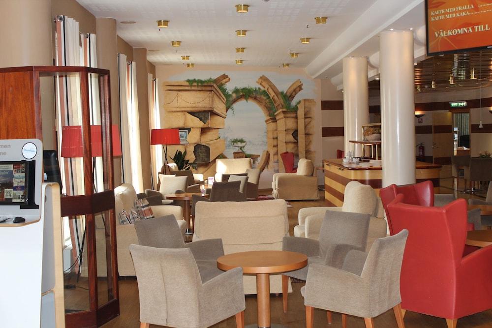메모리 호텔(Memory Hotel) Hotel Image 5 - Lobby Lounge
