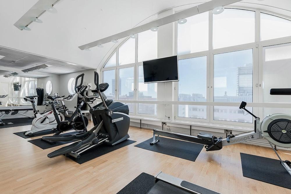 메모리 호텔(Memory Hotel) Hotel Image 31 - Gym