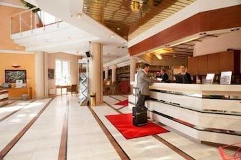메모리 호텔(Memory Hotel) Hotel Image 2 - Reception